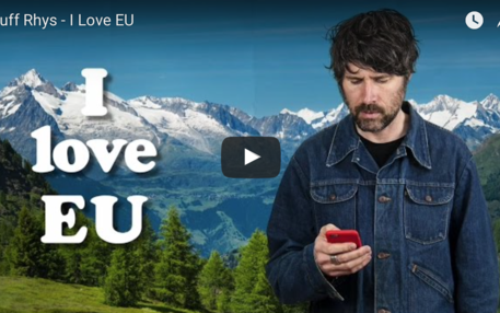 "Youtube-Video von Gruff Rhys zum Brexit: ""I love EU"""