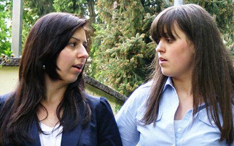 Eldisa und ihre Schwester Ermana