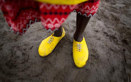 Steht 'One for One' für soziale Nachhaltigkeit? | © picture-alliance/dpa