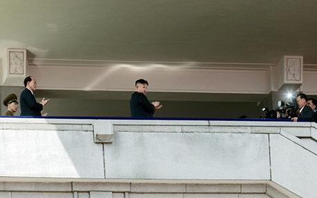 Kim Jong-un, seit 2011 Diktator Nordkoreas. Wo steht eigentlich sein Wohnpalast?