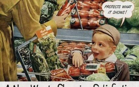 Cellophan-Folie hält schon seit 1908 Lebensmittel frisch – und basiert auf dem nachwachsenden Rohstoff Zellulose