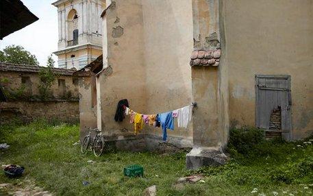 Verlassene Heimat: Die meisten Rumäniendeutschen sind weg – erst durch Umsiedlung und Flucht am Ende des Zweiten Weltkriegs, dann durch Emigration und Massenauswanderung