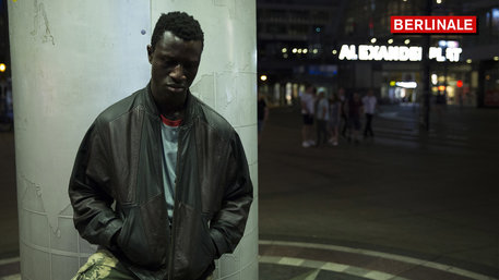 Still aus dem Film Berlin Alexanderplatz © Stephanie Kulbach/2019 Sommerhaus/eOne Germany