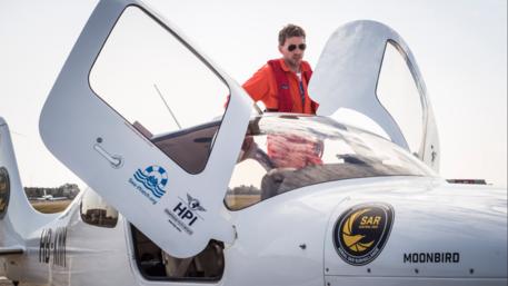 Das Flugzeug Moonbird darf nicht mehr starten, um nach Geflüchteten im Mittelmeer zu suchen
