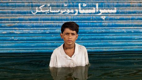 Hochwasser Pakistan