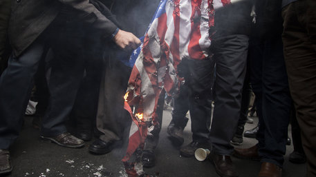 Iran USA Konflikt ( Foto: imago images / ZUMA Press )