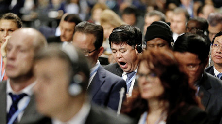 Klimakonferenz (Foto: picture-alliance/REUTERS)