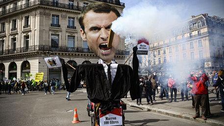 Klimastreik, Frankreich