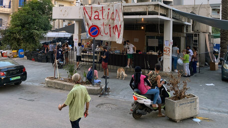 Nation Station, Beirut