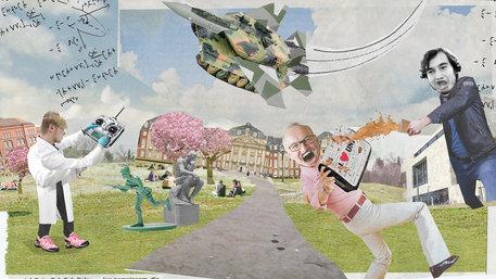 Streit Rüstungsforschung