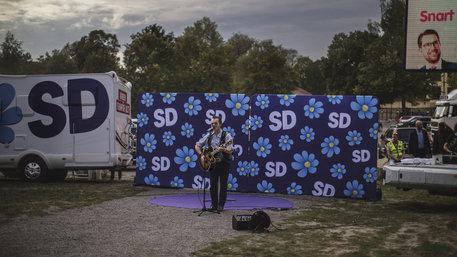 SD Wahlkampf