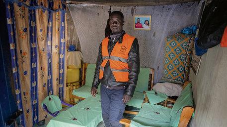 Slum, Kenia, Armut