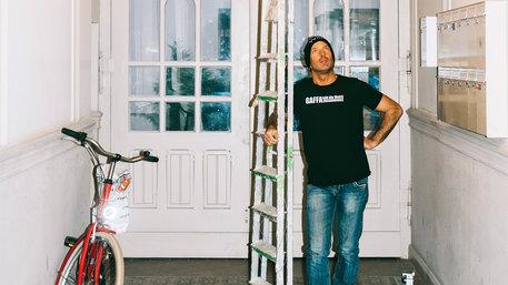 Sven Fischer / Foto: Tobias Kruse / Ostkreuz