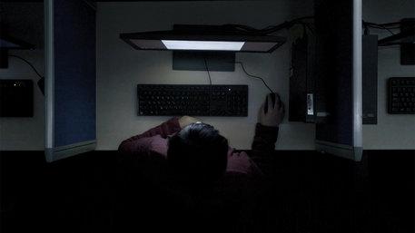 Szene aus dem Film The Cleaners