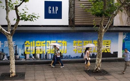 Zugeständnisse von Firmen an China