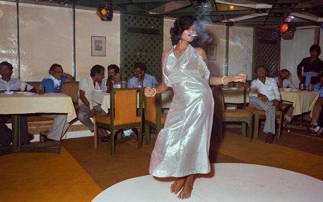 Meghraj Cabaret; Foto: Mitch Epstein