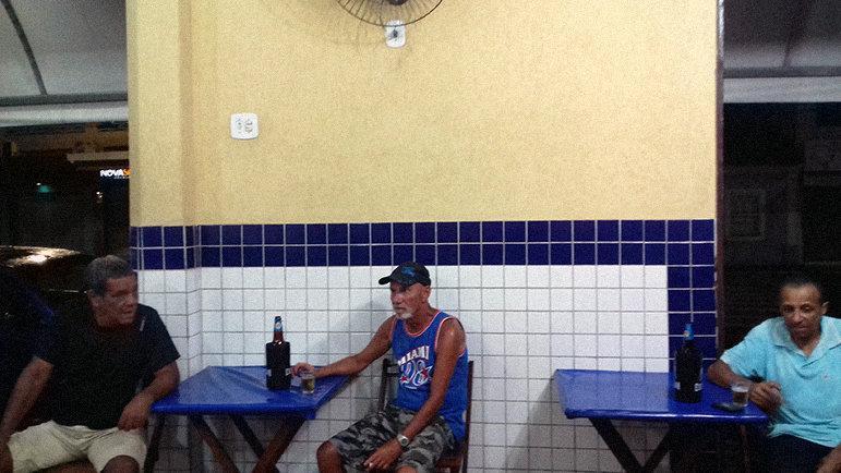 Tankstelle in Brasilien