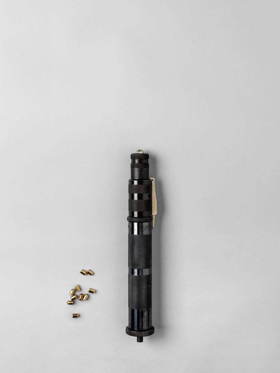 Bolzenschussgerät (Kaliber 9 mm)