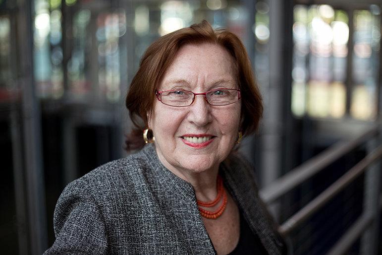 Ula Stöckl (Foto: Jörg Carstensen / dpa) (Foto: Jörg Carstensen)