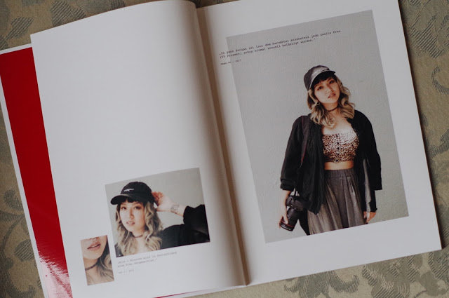 Fotobuch über Victim Blaming