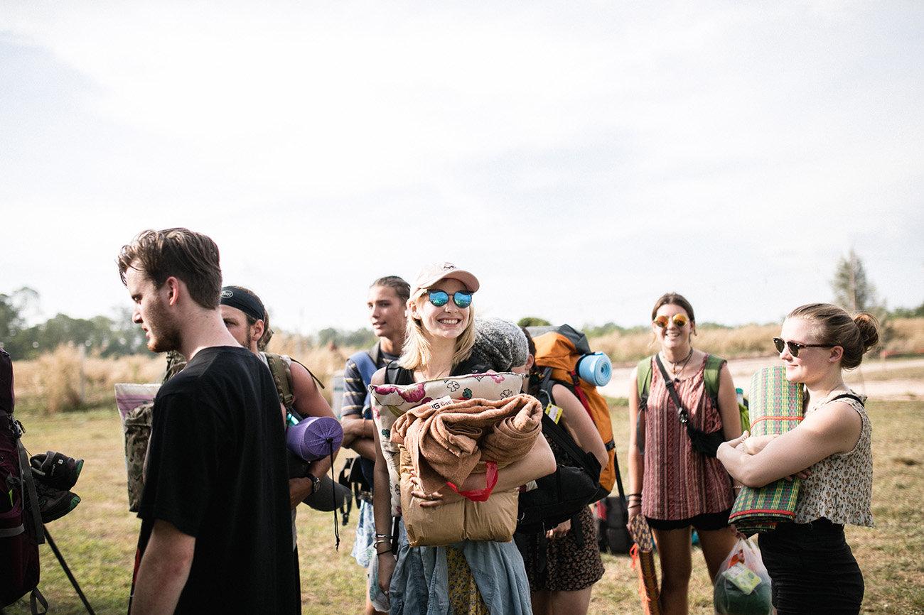 Festivalgäste