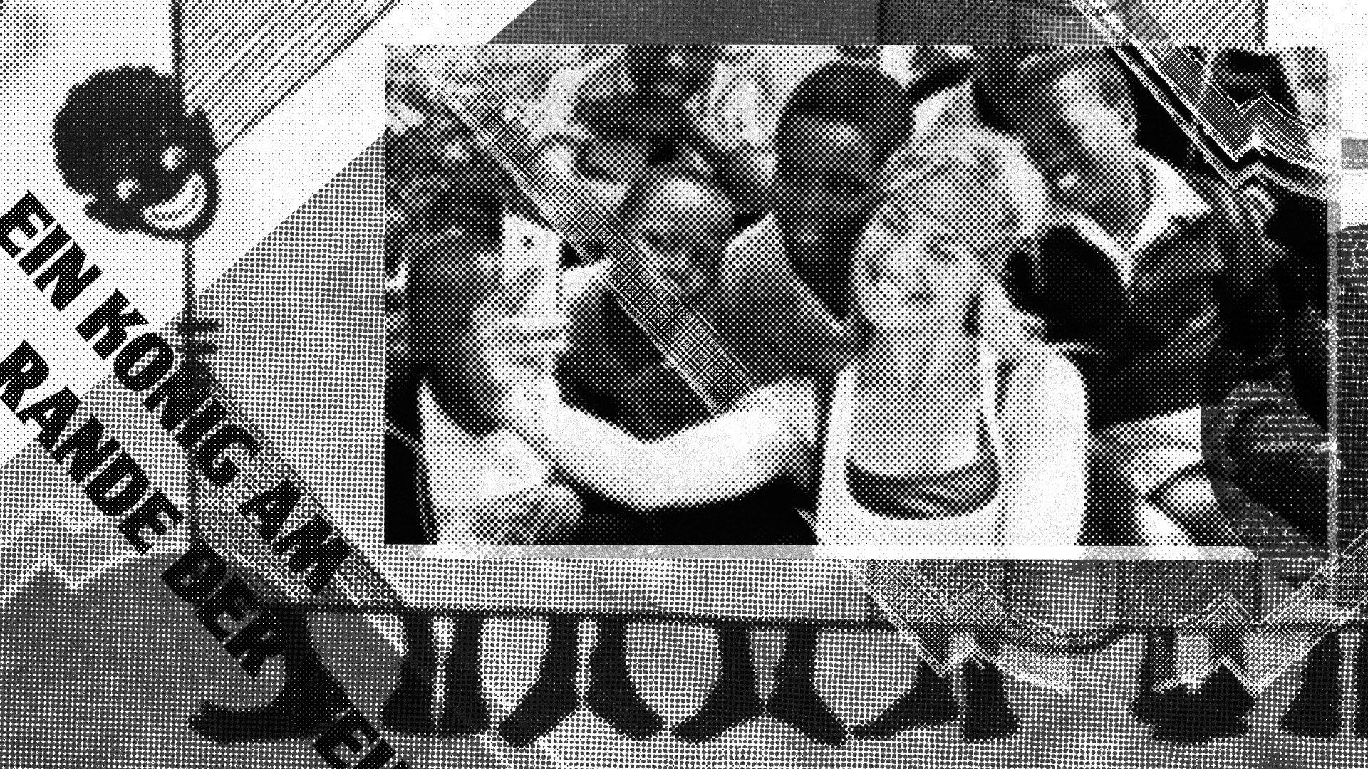 Zeitungscollage Afrika  (Illustration: Daavid Mörtl)